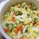 離乳食後期☆野菜たっぷり♪卵とじうどん☆