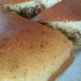 炊飯器とホットケーキミックスで♪簡単コーヒーケーキ