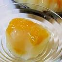 カルピスオレンジゼリー
