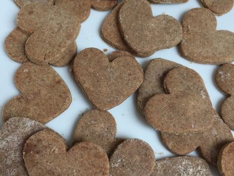 そば粉100%クッキー