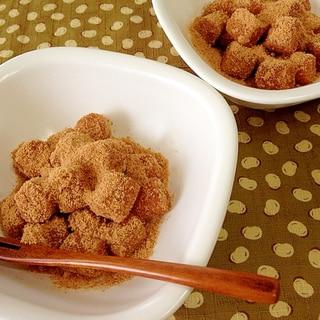 トッポギで☆コロコロきな粉餅