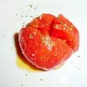 塩麹トマト漬け