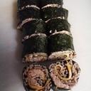 蕎麦海苔巻きツナマヨたまご