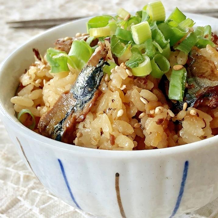 さんま 缶詰 炊き込み ご飯 【みんなが作ってる】 さんま蒲焼缶 炊き込みごはんのレシピ