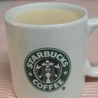 おうちカフェ♪スタバ風ホワイトモカ。