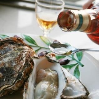 ボウモア&宮島牡蠣のオイスターカクテル