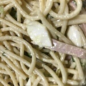 スパゲティサラダ*魚肉ソーセージ