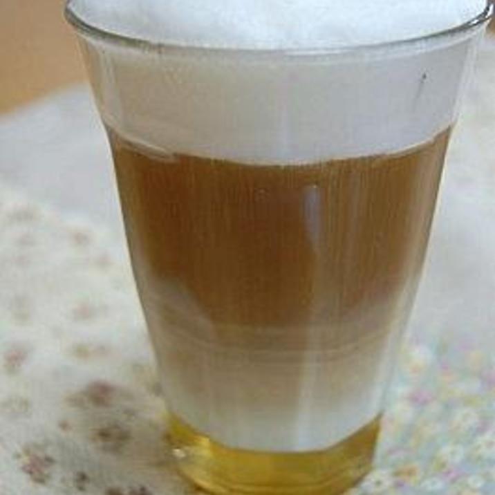 おうちカフェ♪ハニーカフェコンレーチェ。