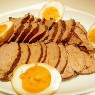 豚ひれ肉で紅茶豚