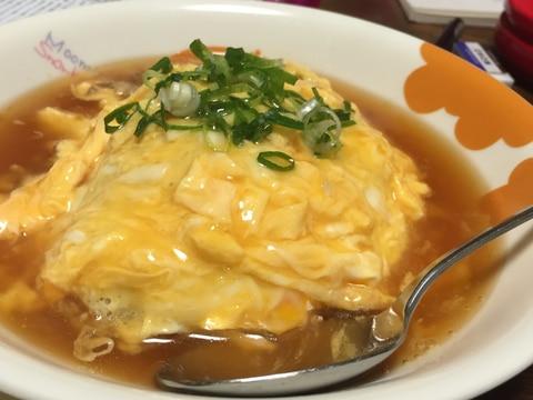 たまごトロトロッ! めちゃウマ天津炒飯