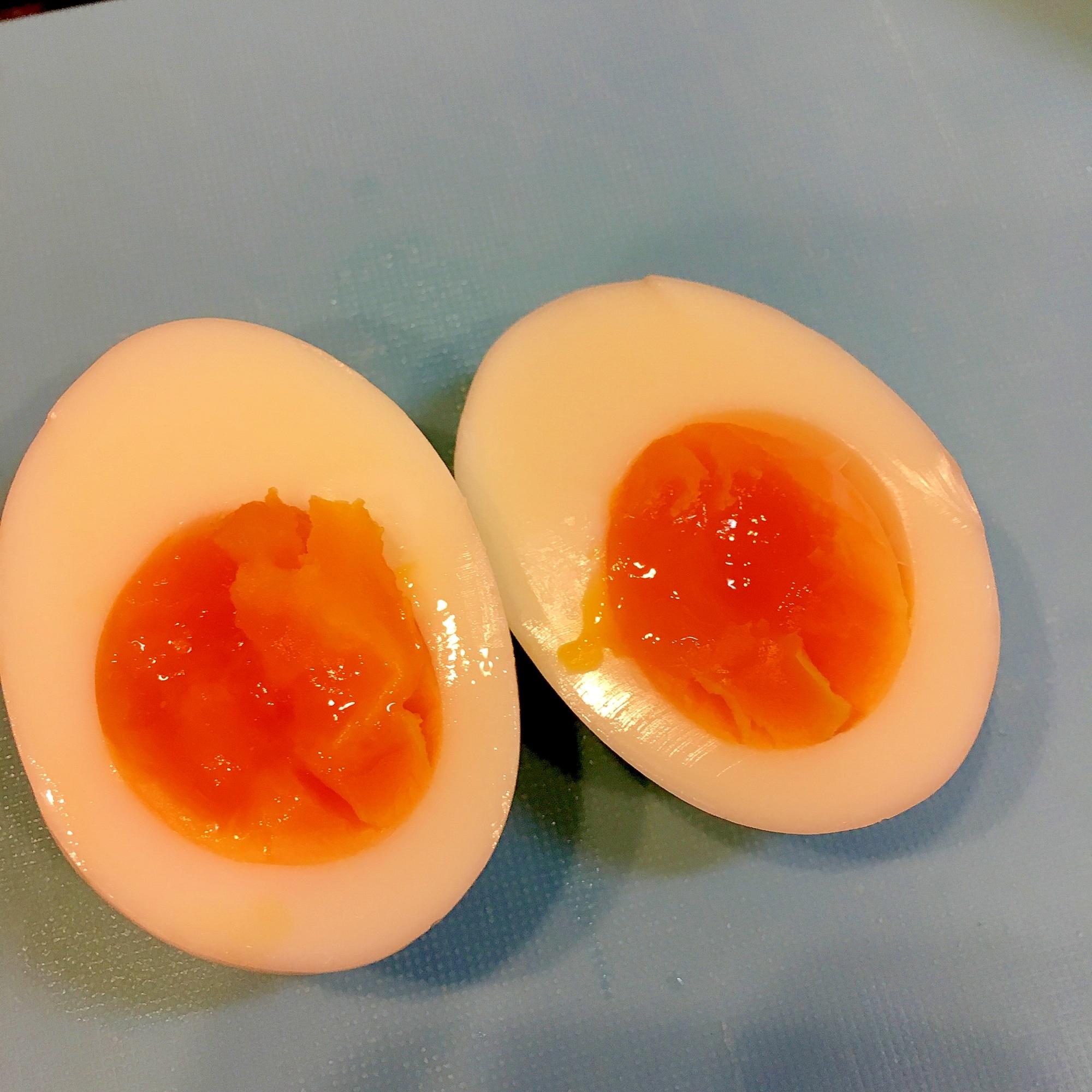 卵 分 ゆで 何