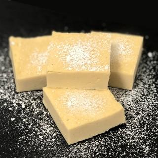 電子レンジで3分の簡単で低糖質なチーズケーキ