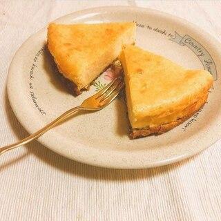 フルグラで!ベイクドチーズケーキ