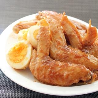 我が家の味☆鶏手羽先のさっぱり甘辛煮