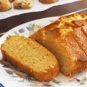 糖質オフ!しっとり蜜蜜しいパウンドケーキ