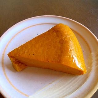 炊飯器でかぼちゃのプリンケーキ