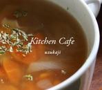 私のコンソメスープ