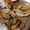 広島名物!!殻付き牡蠣のかんかん焼き