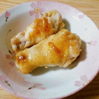 鶏手羽元のマーマレード焼き