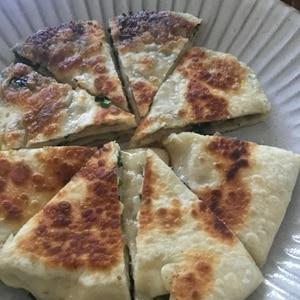 中華風ミートパイ?北京家庭の味★ロウビン(肉餅)