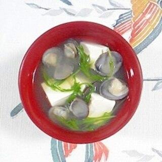 しじみのお味噌汁