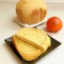 熟柿でどっしリッチ!柿パン HB使用