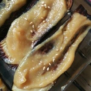 とろーり茄子がおいしい味噌田楽☆