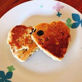 簡単お菓子!子供喜ぶフライパンで作る薄めのスコーン