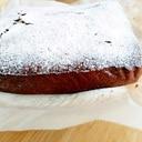 チョコエスプレッソケーキ