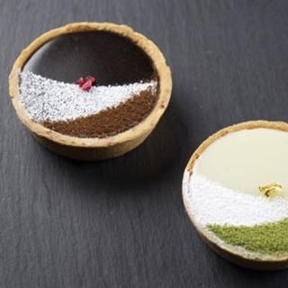 贅沢チョコレートタルト