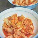 チャチャっと♡白菜とシーチキンのトマトケチャップ煮
