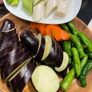 家焼肉やBBQに⭐焼き野菜の切り方