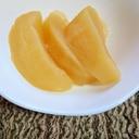 甘さすっきりの煮りんご
