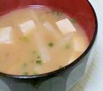 *長芋のお味噌汁*