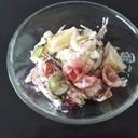 色々野菜のポテトサラダ