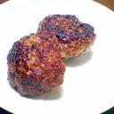 【定番】 肉汁ハンバーグ
