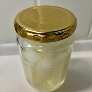 らっきょう酢 再利用で大根の甘酢漬け