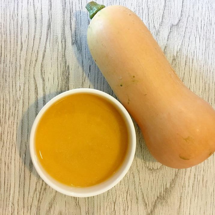 簡単♪ピーナッツカボチャのスープ