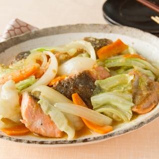 鮭のちゃんちゃん焼き Chan Chan Yaki