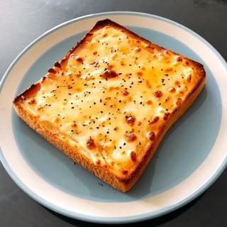 激ウマ!!ハニーチーズトースト♪