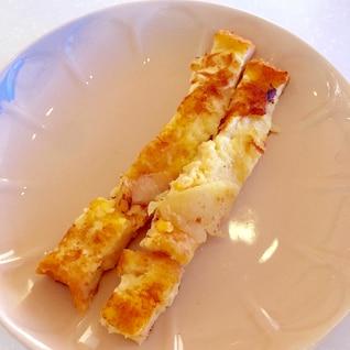りんごのフレンチトースト 離乳食・幼児食