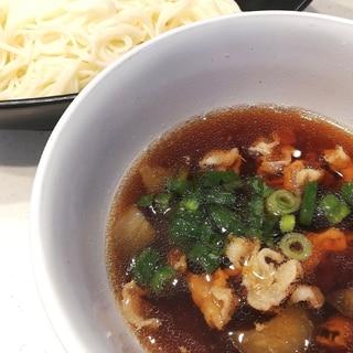 すぐできる★豚と茄子の漬け素麺