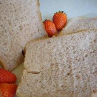 ふわふわいちご食パン