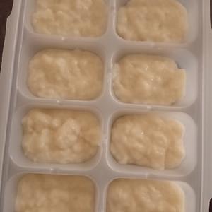 離乳食初期〜 ミルクパン粥