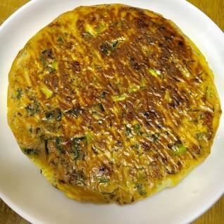 野菜とタンパク質たっぷり卵焼き