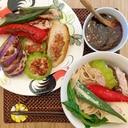 豚と魚の肉詰め:客家醸豆腐