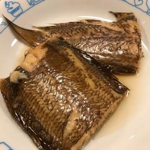 魚の煮付け♪煮汁が最高!!ゲタ(舌平目)煮付け