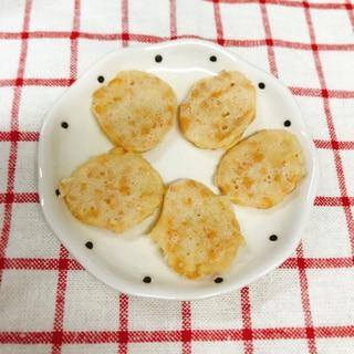 【離乳食後期】納豆と高野豆腐のおやき