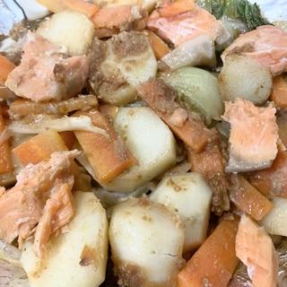 母の日 簡単レシピ ちゃんちゃん焼き