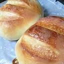 ふわっとサクッとメープルシロップパン